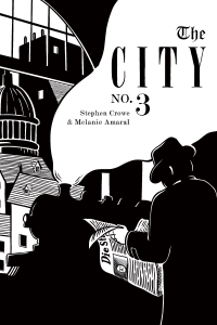 The City Volume Three Book