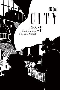 The City Volume Three Book